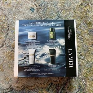 NEW LA MER Essentials 4 Piece Travel Set Sephora